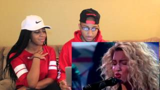 "Couple Reacts : Tori Kelly Performs ""Funny"" On Jimmy Kimmel Live! Reaction"