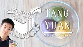 Martin Diy Studio - Tang Yuan 湯圓 (green Tea, Purple Sweet Potato, Carrot)