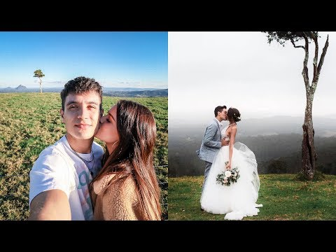 Visiting Where We Got Married!! (2.5 Years Later)