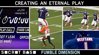 Does a play in football ever have to end? Fumble Dimension ep. 9