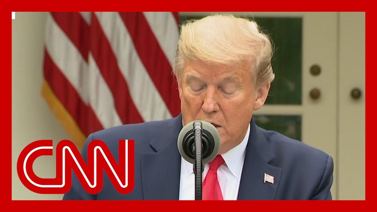 Trump halts World Health Organization funding amid coronavirus ...