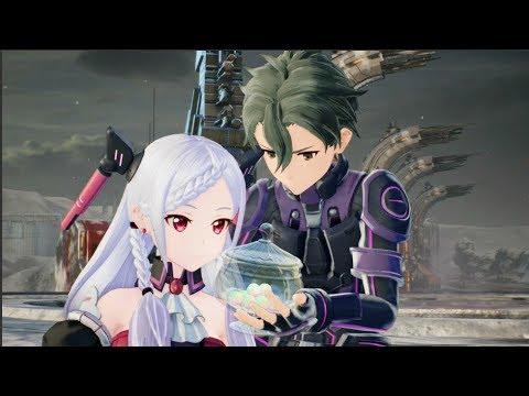 PS4 刀劍神域 雪原的歌姬 EP.05(結局) 拯救尤娜 奪命兇彈完全版 Sword Art Online Fatal Bullet Alicization - YouTube