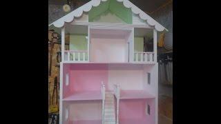 Кукольный домик. Обзор.