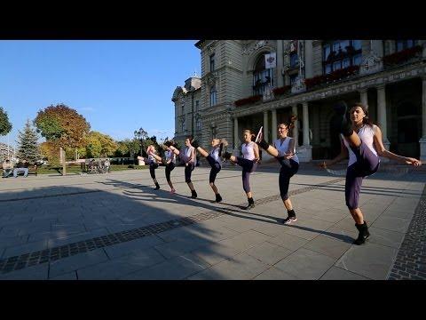 Skipping Girls - Jump Rope - Győr