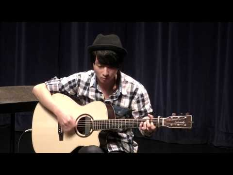 Geek In The Pink   Sungha Jung Live) Acoustic Tabs Guitar Pro 6