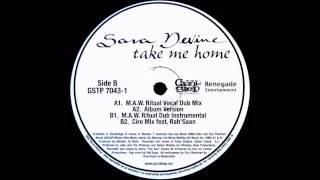 (2003) Sara Devine - Take Me Home [Masters At Work Ritual Vocal Dub RMX]