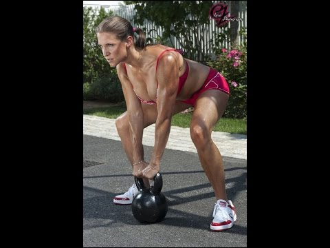 WWE Stephanie Mcmahon Sexy with Muscles thumbnail