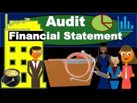 Audit Financial Statement