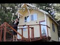 Living In A Tiny House (House Tour)