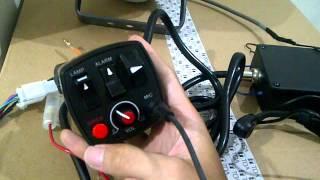 087 838 253383, Sirine Motor MTH 002 Handle bar 5 suara + Mic helm polisi, Sirine Patwal, Sirine PJR