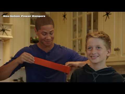 Power Rangers Official | Power Rangers Halloween Kids Safety Tips