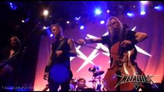 Metallica w/ Apocalyptica - RARE - One [Live Fillmore December 5, 2011] HD