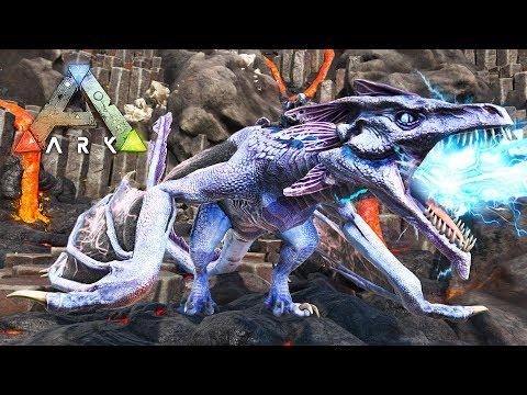 ARK: Survival Evolved - BEST DRAGON EVER!! (ARK Ragnarok Gameplay)