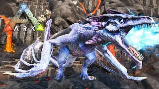 ARK: Survival Evolved - BEST DRAGON EVER!! (ARK Ragnarok Gameplay)