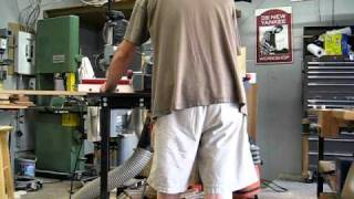 Climb Cutting On Router Table