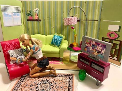 Barbie Living Room Set!!