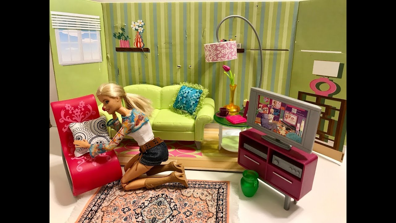 barbie living room living room set 10758