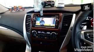 Video Interior All New Pajero Sport 4x2 Dakar Ultimate 2018 download MP3, 3GP, MP4, WEBM, AVI, FLV Mei 2018