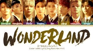 ATEEZ(에이티즈) 'WONDERLAND' (Color Coded Lyrics Eng/Rom/Han/가사)