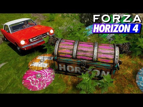 HAZİNE AVCISI Bölüm 1 // Forza Horizon 4 thumbnail