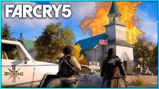 Far Cry 5 - вернее Far Cry 3.2 (+ потом PUBG новая карта)