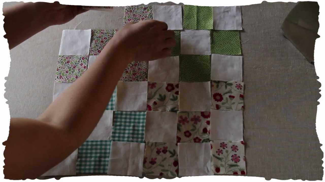 come realizzare una trapunta patchwork. 3 Ways To Make A Patchwork Quilt Wikihow