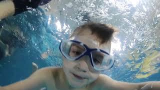 Грудничковое плавание в Ессентуках | Китенок #03