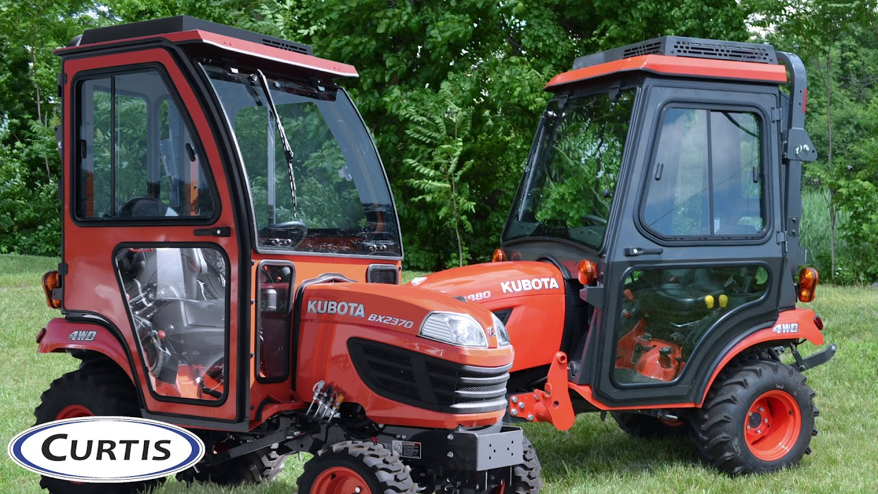 Air Conditioning for Kubota BX Series