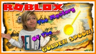 OMG THE GOLDEN SPOON AT LAST!!!!! | ROBLOX | Family Friendly | Kid Gaming | E-Rated |