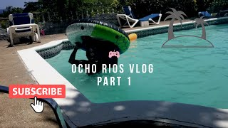 Gambar cover JAMAICA VLOGS: We stayed in an Airbnb in Ochi Rios Part 1 ||Lansco Love