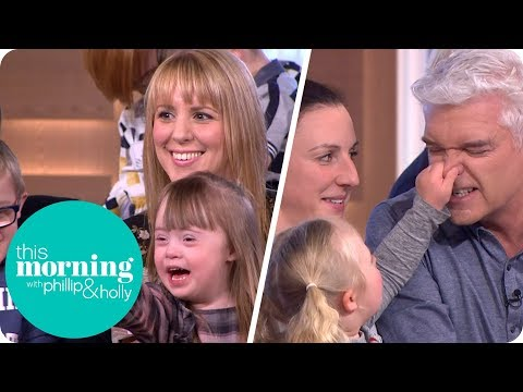 The Mums Behind the Viral 'A Thousand Years' Down's Syndrome Video | This Morning
