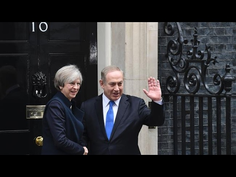 A Simple Question: Netanyahu's visit to the U.K