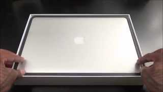 Apple Macbook Pro 15.4 (New) Unboxing