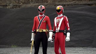 Power Rangers Samurai in Hindi - Red Rangers Plan  Clash Of The Red Rangers