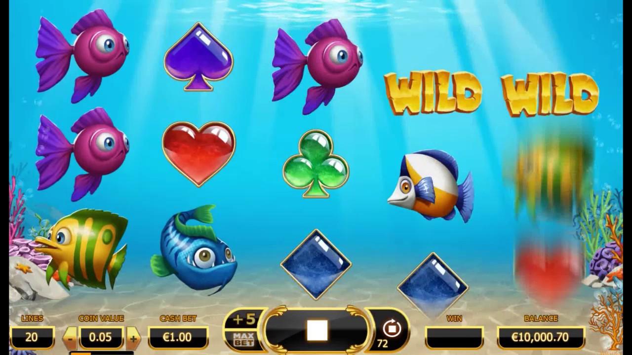 игровые автоматы рыбки