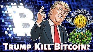 Did Trump Kill the Bitcoin Rally?