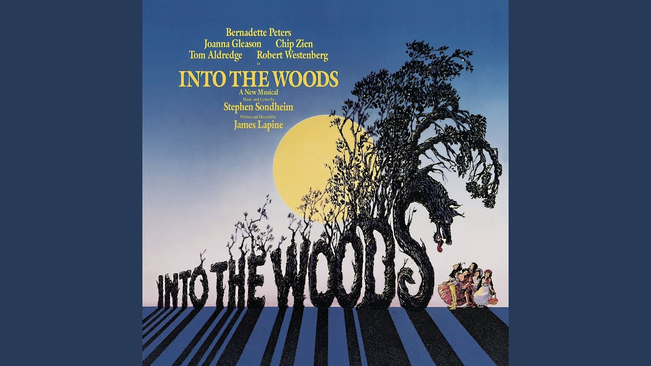 a literary analysis of the play into the woods by stephen sondheim Composer stephen sondheim named 2018 st louis literary award recipient for the film adaptation of into the woods.