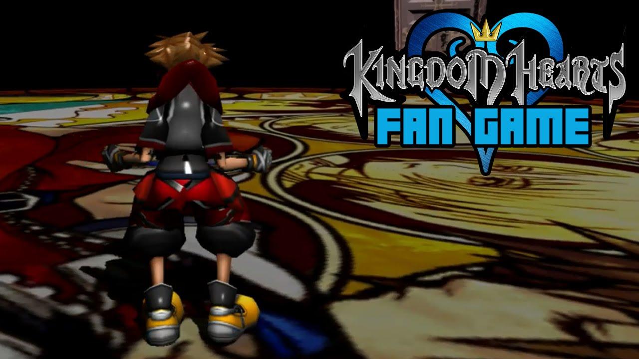 Kingdom Hearts Fan Game Kingdom Hearts Realms It S