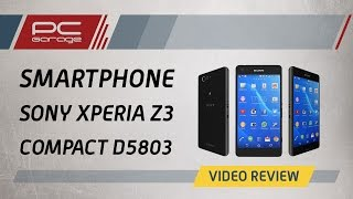 Video Review - Smartphone Sony Xperia Z3 Compact D5803