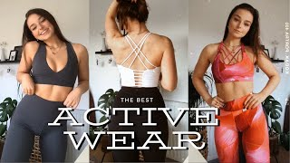 THE BEST ACTIVEWEAR!!! TRY ON COLLECTIVE HAUL! FLEXXFIT, ASOS, WHITEFOX ACTIVE, AMAZON + MORE...