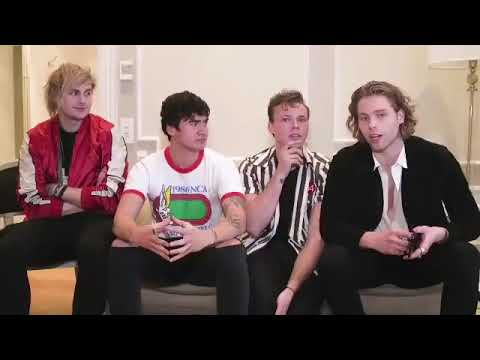 5 Seconds Of Summer dad jokes