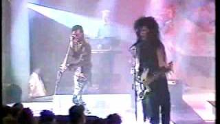 "The Sisters Of Mercy ""Dominion"" on The Roxy 1988"