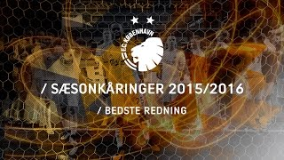 Sæsonkåringer 2015/2016: Bedste Redning - Kandidat 3 Robin O