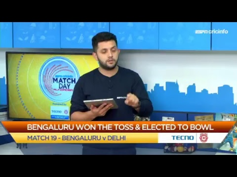 #ESPNCRICINFO MATCHDAY RUNORDER BROUGHT TO YOU BY TECHNO MOBILE WITH SHAUN TAIT & JAMES FAULKNER,...
