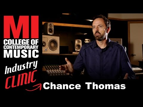 Chance Thomas Music Composer