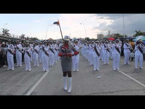 Banda de Música Ventura Delgado - Instituto América 03.11.2014