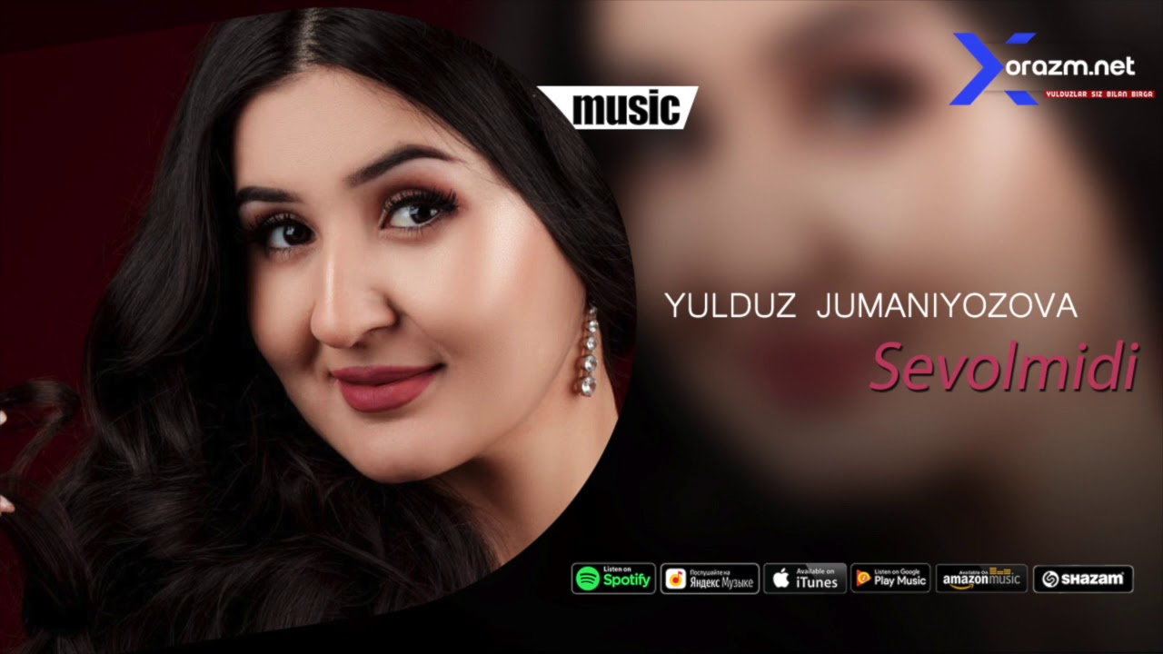 Yulduz Jumaniyozova - Sevolmidi (music version)
