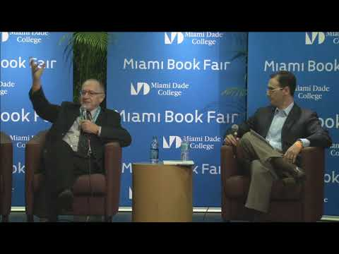 Alan M  Dershowitz   On Abraham and Other Lawyers  - Miami Book Fair 2016