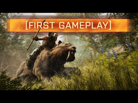 Far Cry Primal: how to tame animals, new weapons, hunting