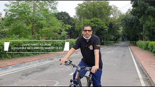 Introducing Jobike| Zunaid Ahmed Palak, State Minister, ICT Ministry | Jobike |A Ride that Saves You
